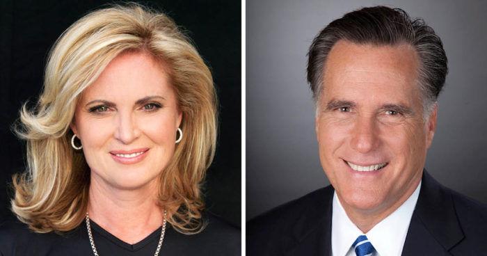 Ann and Mitt Romney