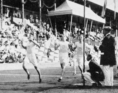 1912 Olympic Games in Sweden