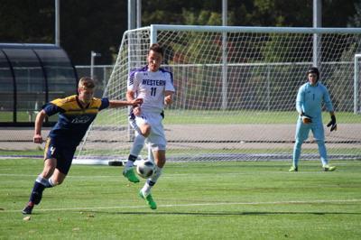 Western men's soccer vs Windsor (Photo)