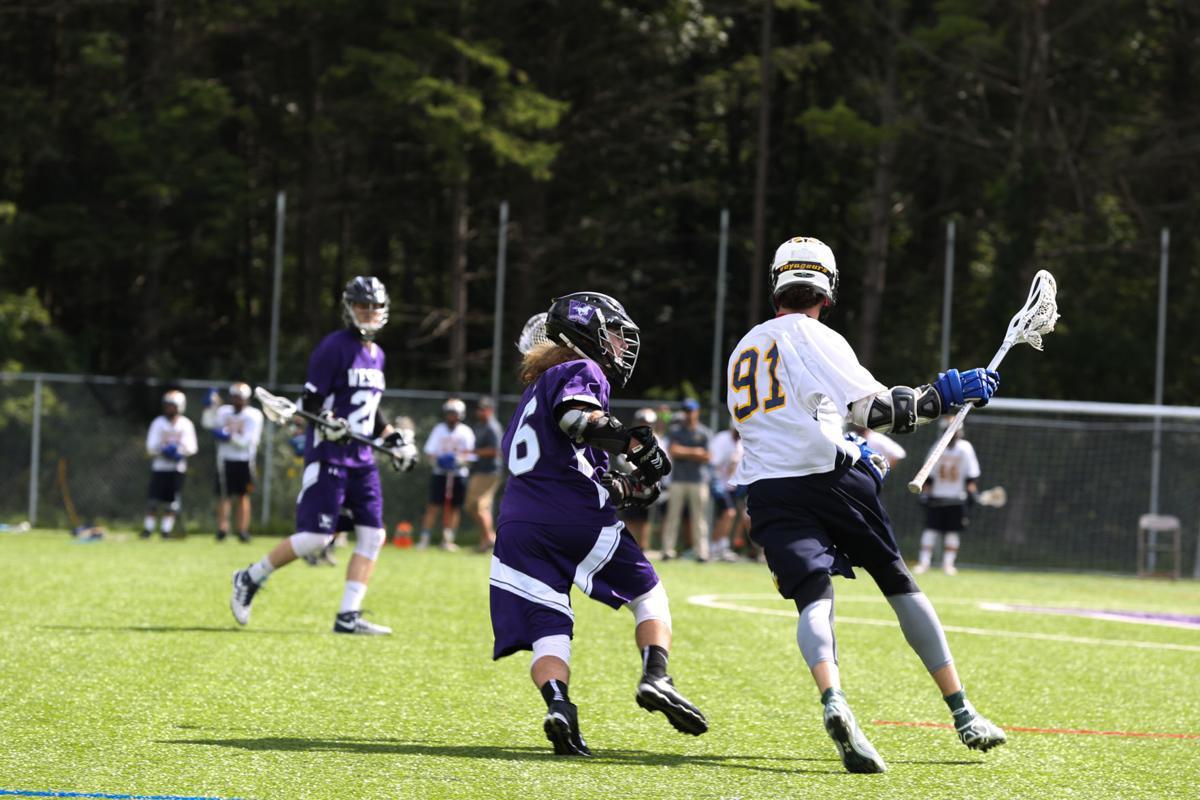 Men's Lacrosse Sept 2016
