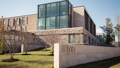 Ivey takes top spot among business schools