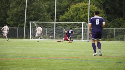 Men's soccer vs Guelph