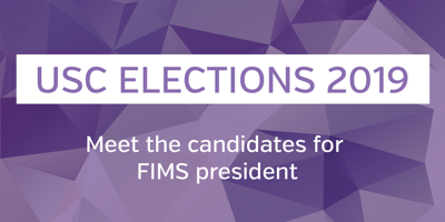 USC elections 2019 - FIMS