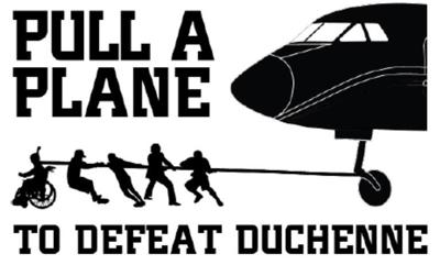 Pull a Plane to Defeat Duchenne