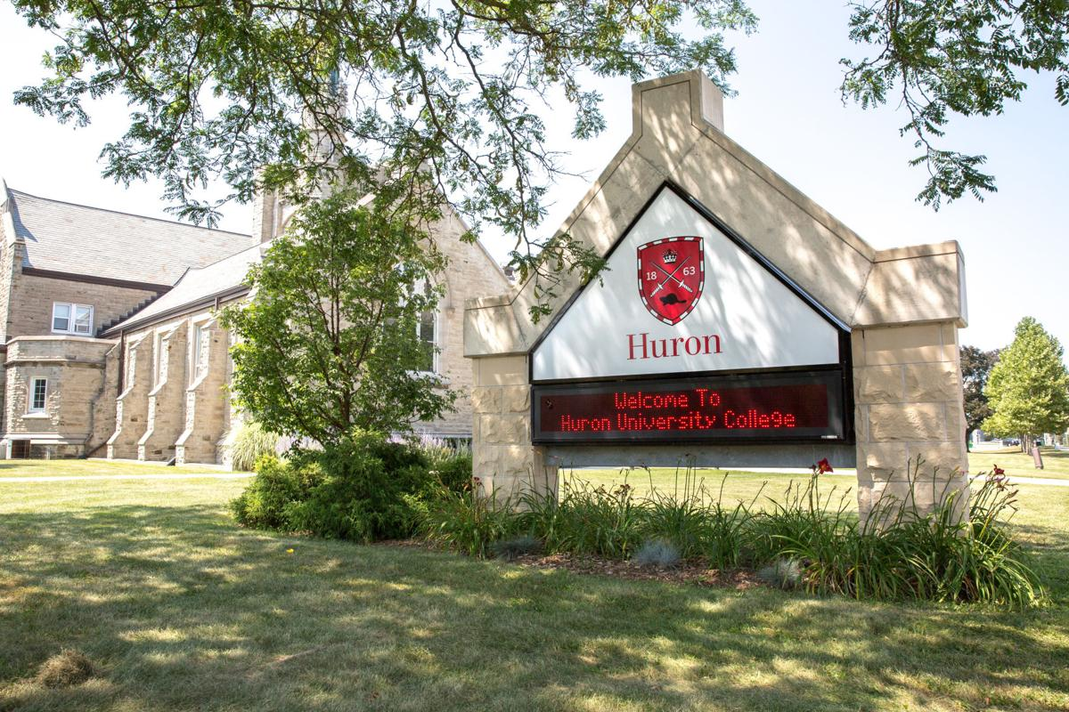 Huron College 'Show Your Heart' (Photo)