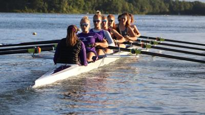 Women's rowing file photo