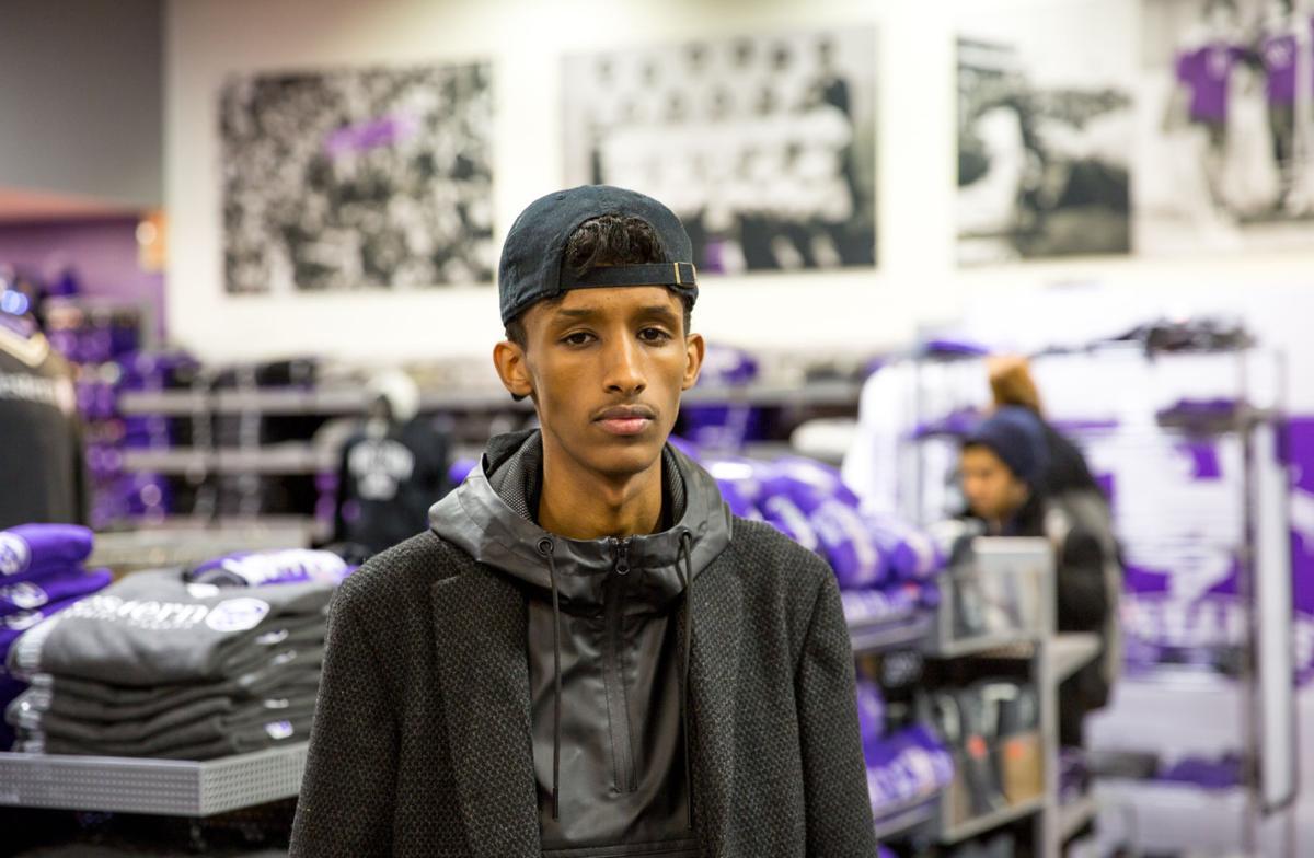BHM Photo: Being Black and Muslim, Sakariya Ahmed