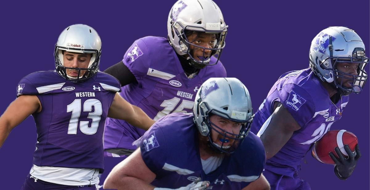 Four Mustangs picked up by CFL