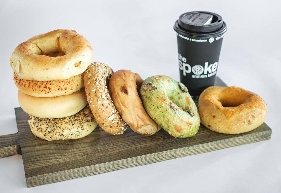 The Spoke bagels (Photo)