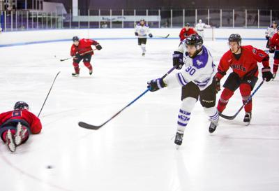 Men's Hockey vs. Brock (Photo 2)