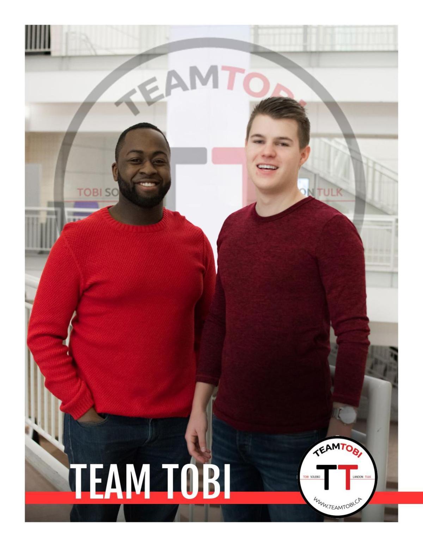 Team Tobi 2017 platform