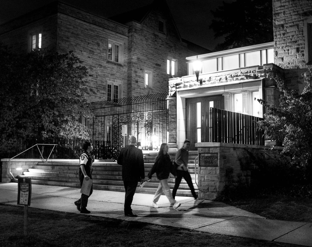 Med-Syd Assaults - Front door police