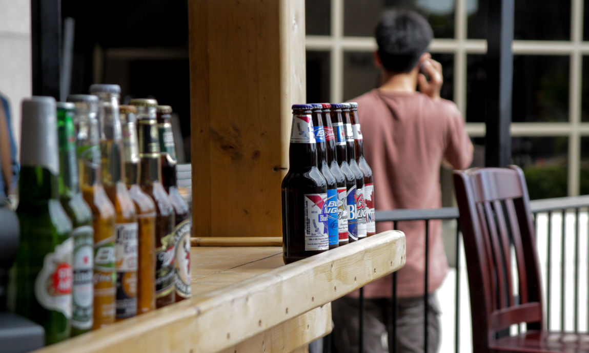 Campus culture blamed for binge drinking