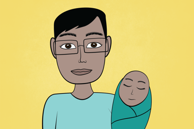 Paternity leave (Graphic)