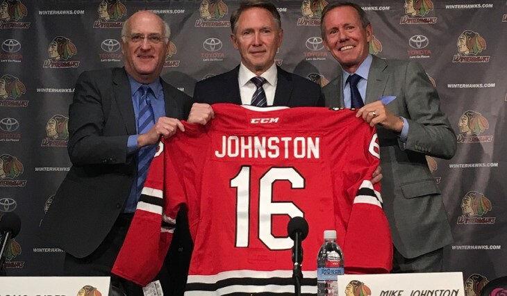 Mike Johnston