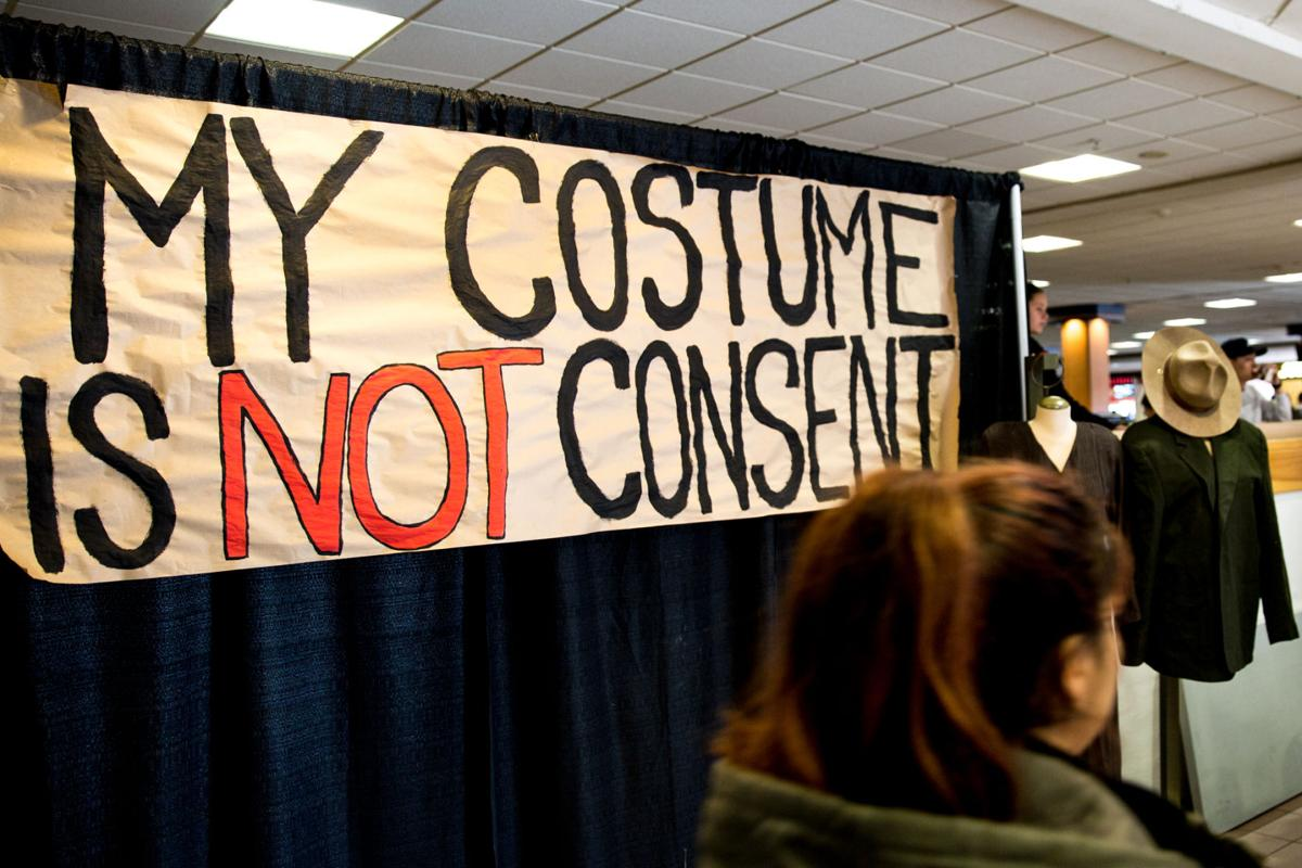 Costume Consent Event, October 26