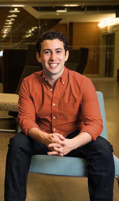 SPO candidate Harry Orbach-Miller