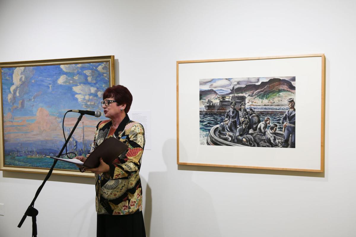 McIntosh 75th Anniversary Gallery Opening