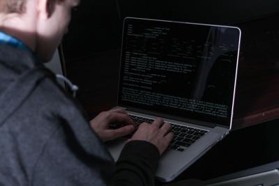 Computer information leak hacking