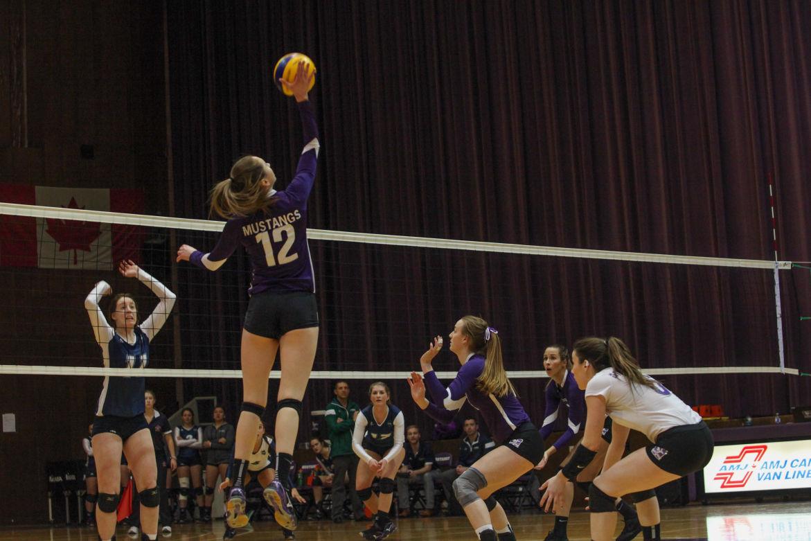 Women's Volleyball #1