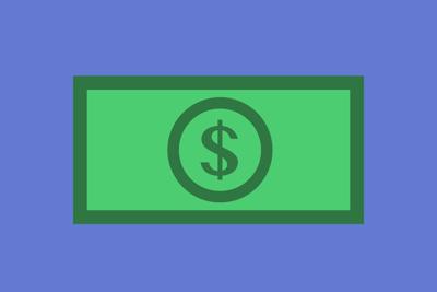 money bill graphic