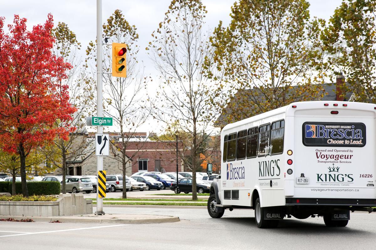 Chippawa Bus Stop (Image)