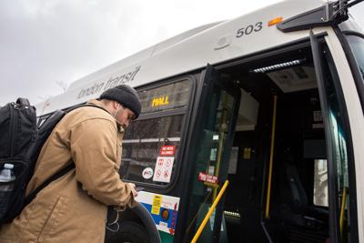 LTC buses (Photo)