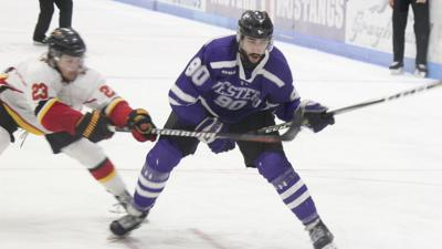 Western Mustangs vs Guelph Gryphons men's hockey Mar. 3, 2019