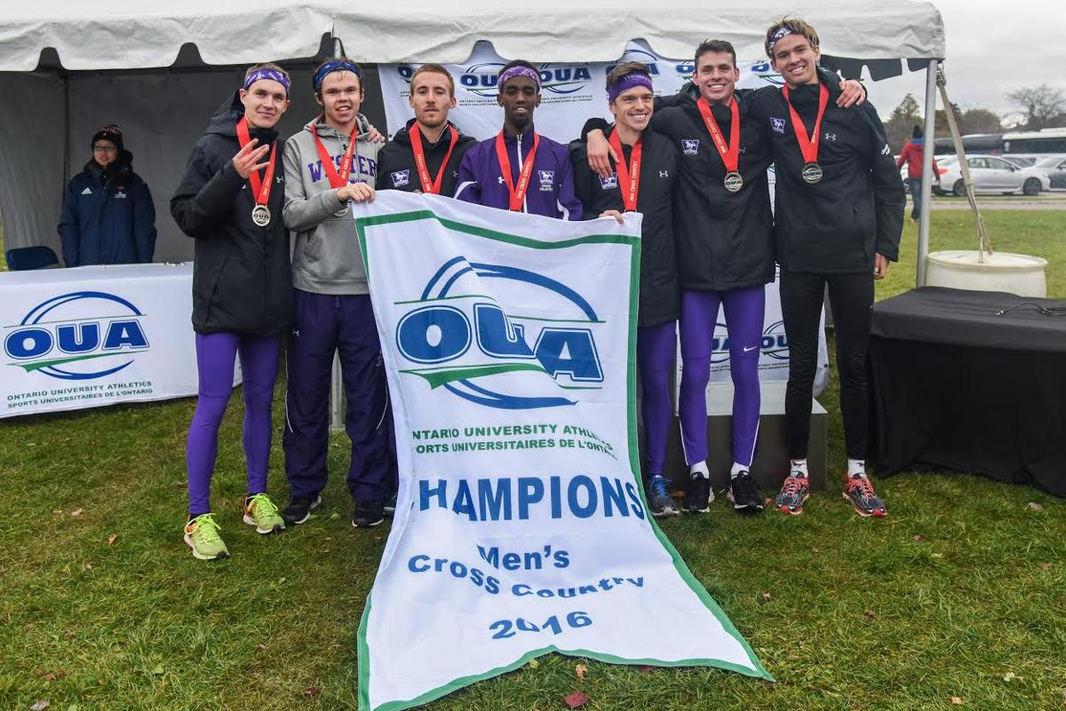 men's cross country oua gold 2016