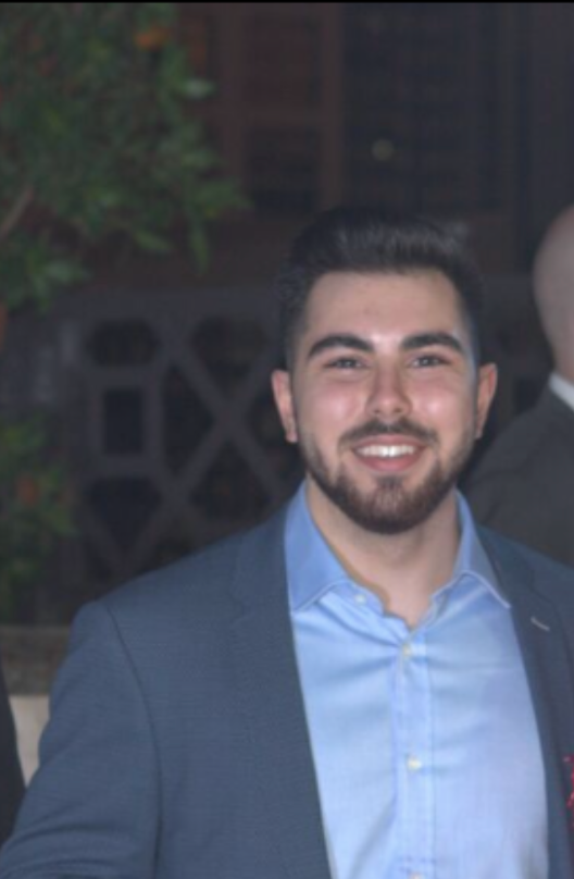 Zain Al-Shamil - health sciences president candidate