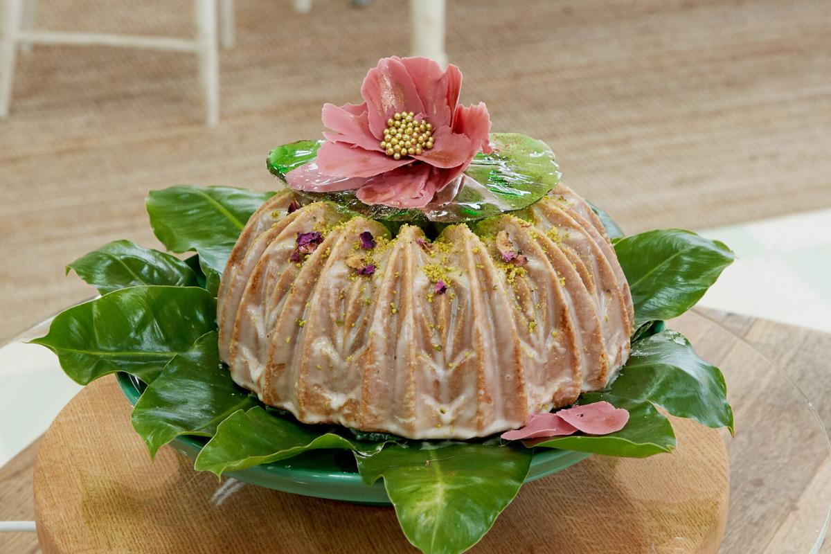Mahathi Mundluru Cake