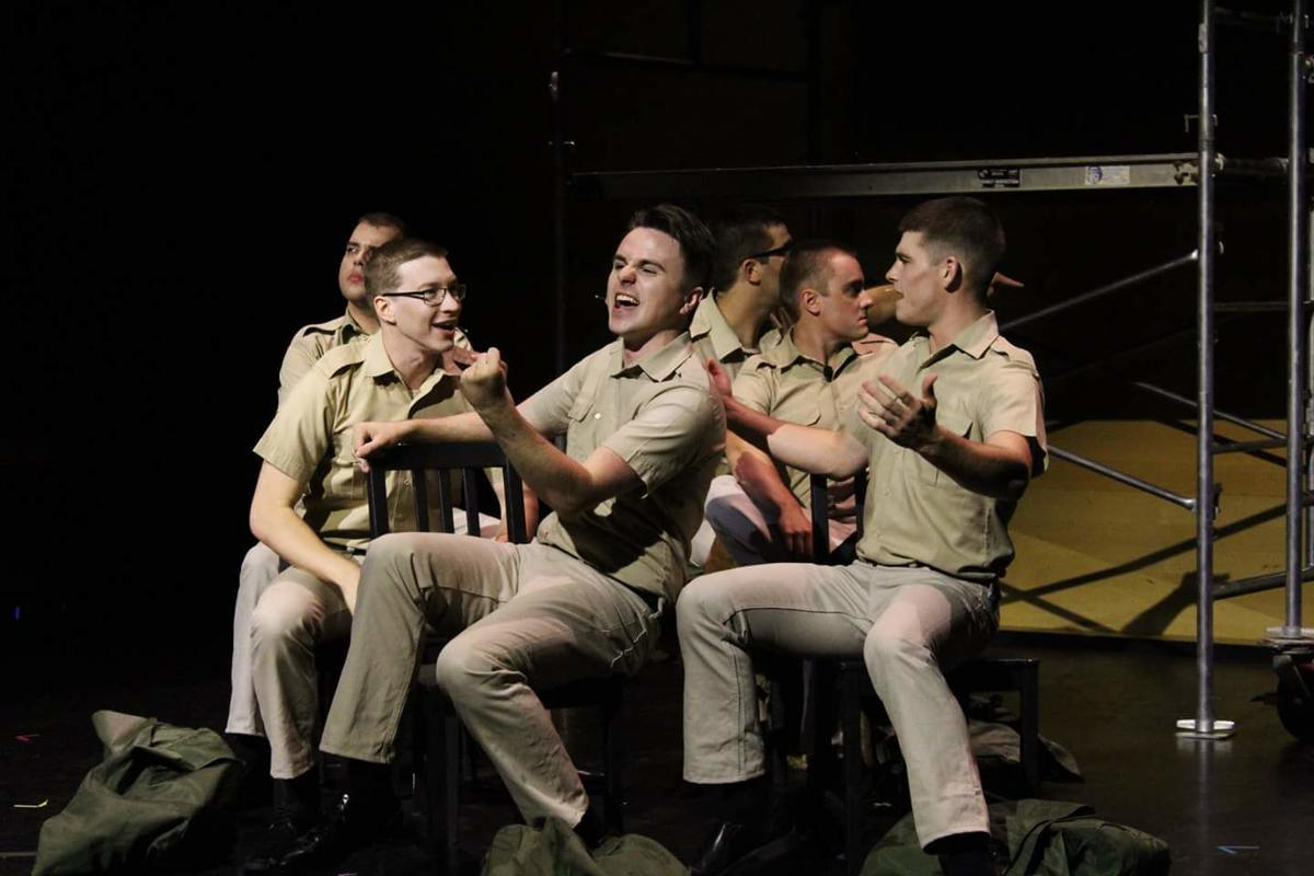 Dogfight Production Photo 2