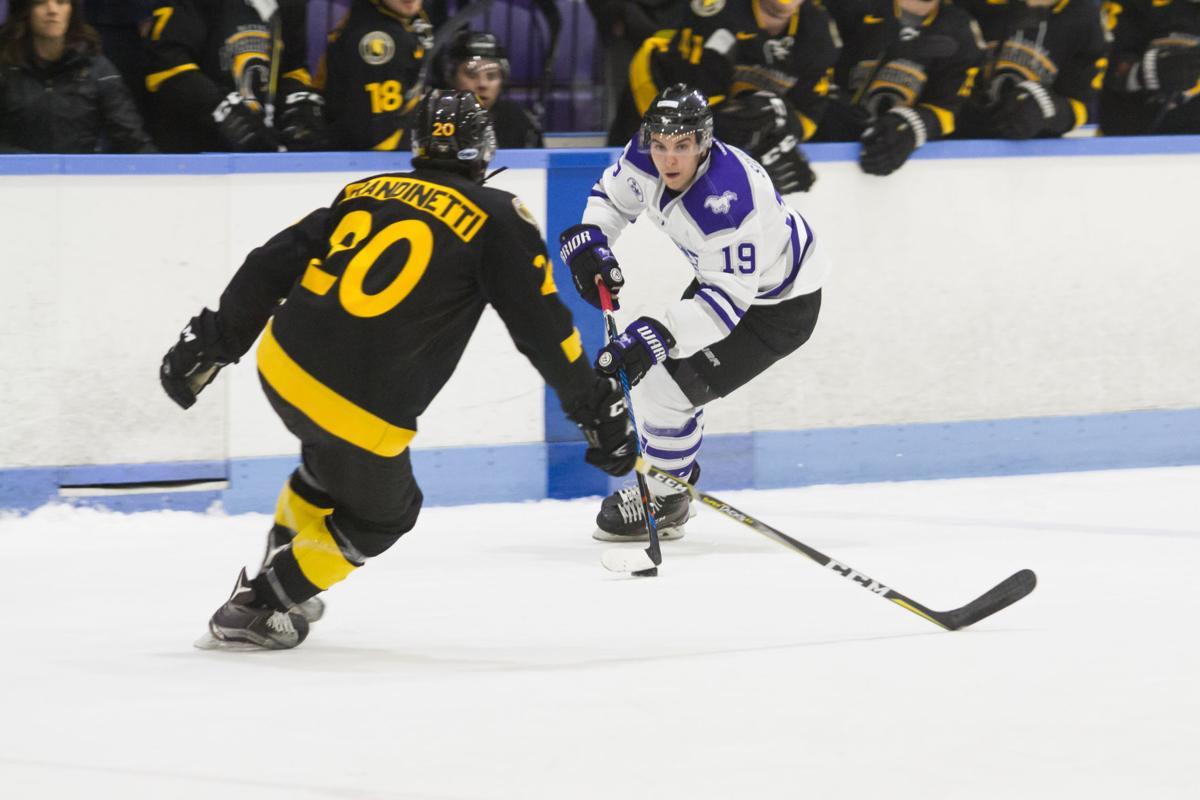 Men's Hockey vs. Waterloo (Photo 4)