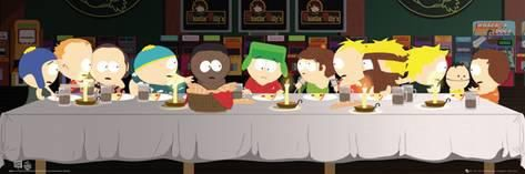 South Park last supper