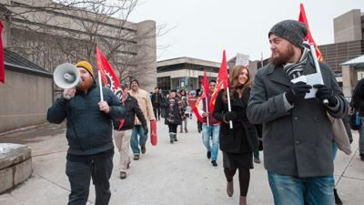 Western's TA union finds an ally in the Young Communist League