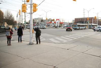 Western road/Sarnia intersection