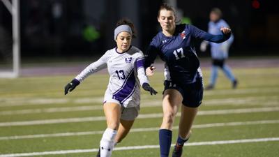 Women's soccer, Nov. 2 2019