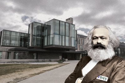SPOOF: marx hippies ivey