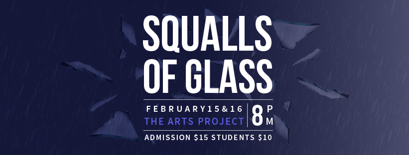 Squalls of Glass poster