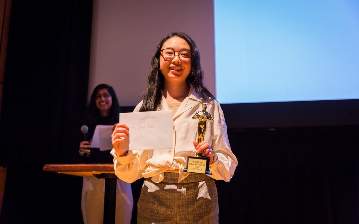 WUFS Jacqueline Shi Award