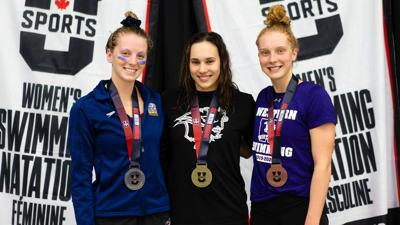 Swim at U Sports Nationals