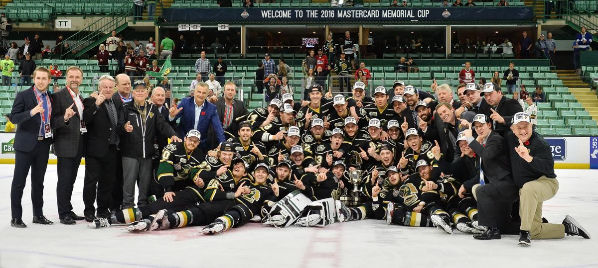 london knights memorial cup