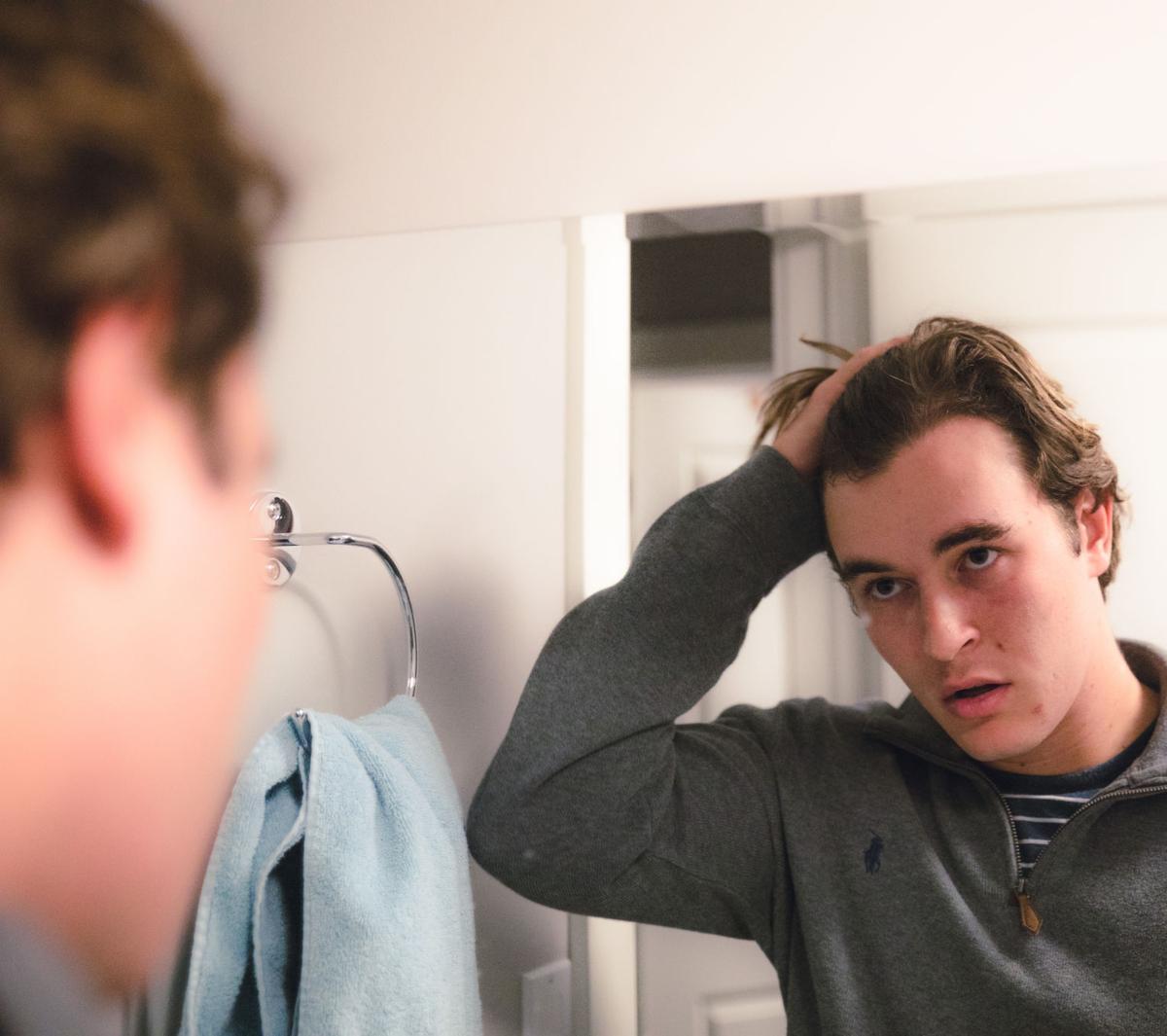 Perfectionism mirror