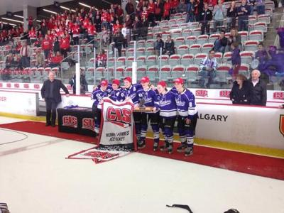 Mustangs crush McGill for first national championship