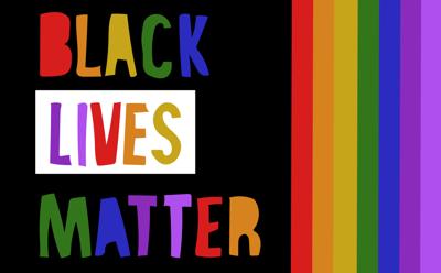 BLM and the LGTBQ+ community