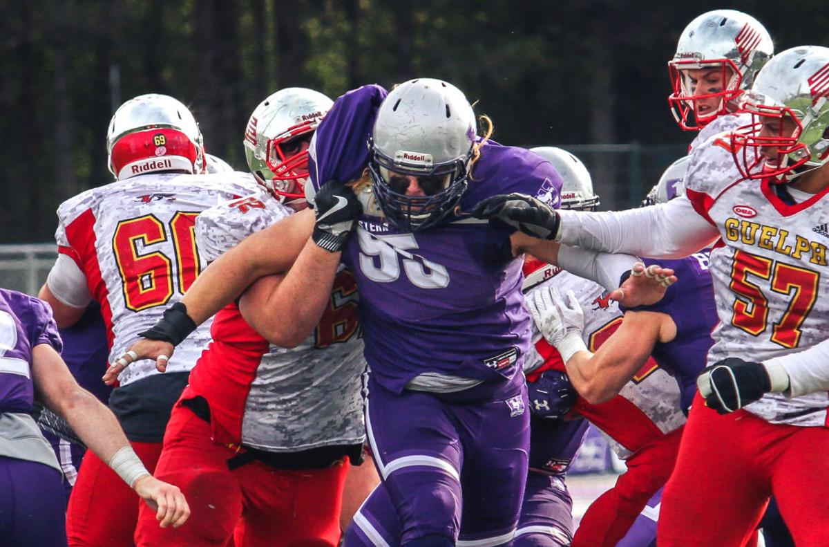 Mustangs play like Vanier Cup contenders in win over Guelph