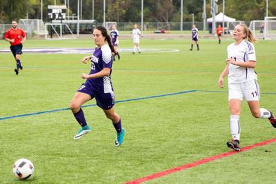 Women's Soccer vs Laurier, Oct. 14