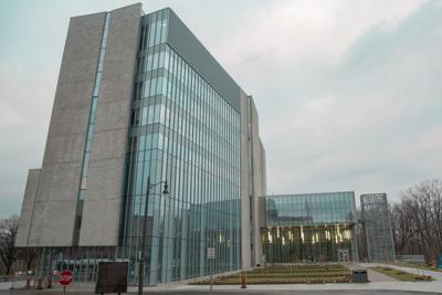Western Interdisciplinary Research Building