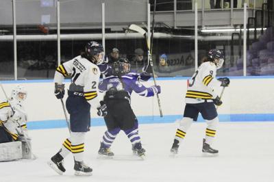 Women's hockey, Feb 2