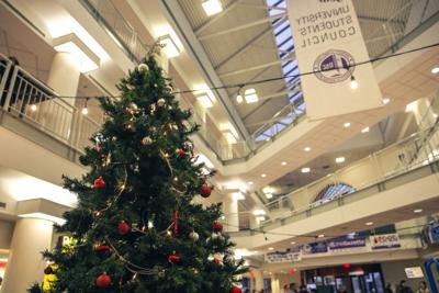 UCC Christmas Tree